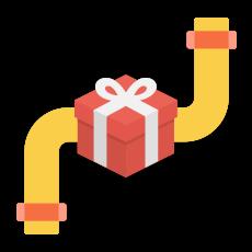 Подключение водопроводу в подарок